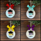BSN Nurse Graduation Gift, Nurse Ornaments