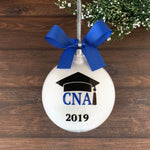 CNA Nurse Ornaments, CNA Gifts For Graduating Nurses