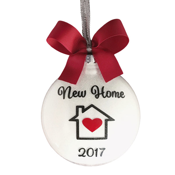 New Home Christmas Ornament, Closing Gifts