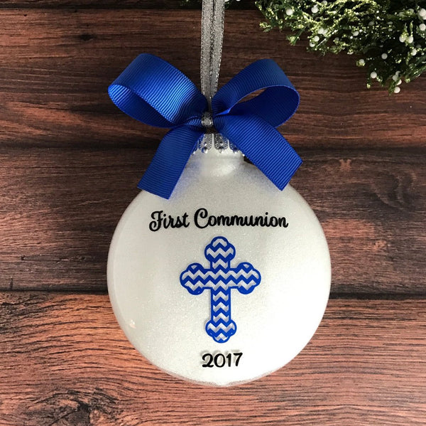 First Communion Gifts For Boys, Christmas Ornament