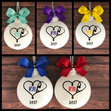RN Ornaments, Registered Nurse Graduation Gifts