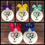 Nursing Ornaments, CNA Gifts For Graduating Nurses