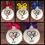 BSN Nurse Ornament, Nurse Graduation Gifts