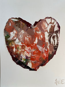 Heart collage #9