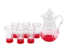 Pomm Acrylic 7pc Jug Set