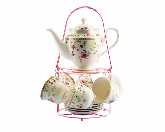 Prime Porcelain Tea Set