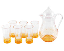 Tikva Acrylic 7pc Jug Set