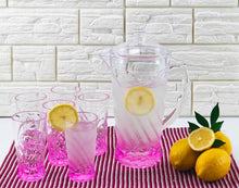 Fresa Acrylic 7pc Jug Set