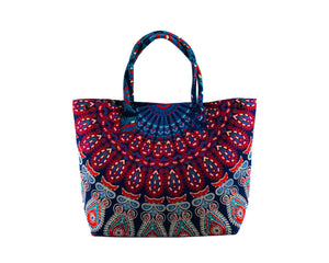 Tetra Cotton Handbag