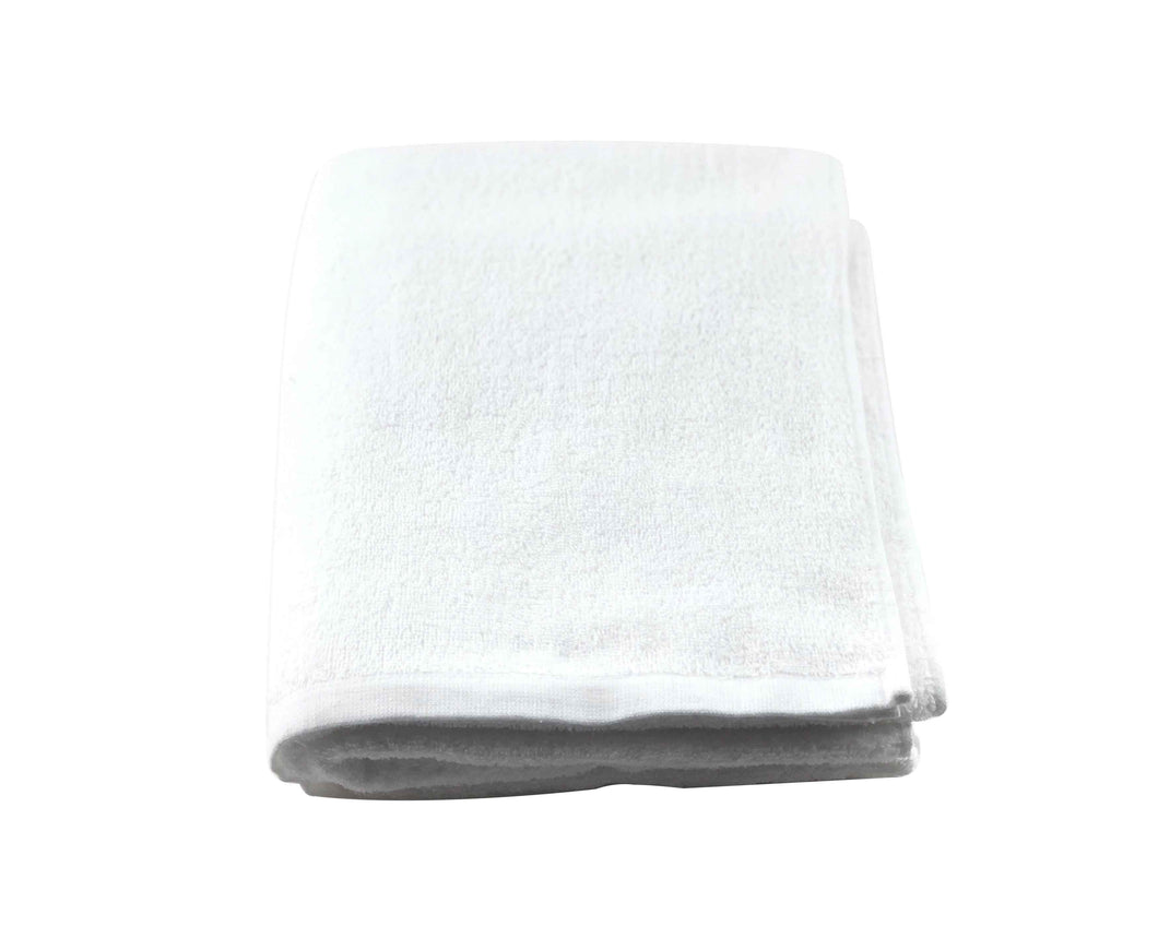 White Cawod Bath Towel