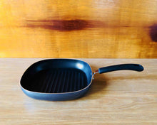 Teflon Black Non-Stick Square Grill Pan 26cm by Idaman Suri