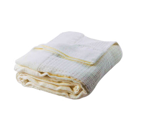 Ivory Towel Blanket