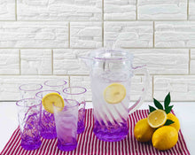 Uva Acrylic 7pc Jug Set