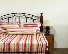 Dulce Cotton Fitted Bedsheet