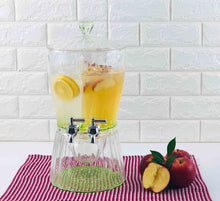 Ogurets Acrylic Juice Dispenser