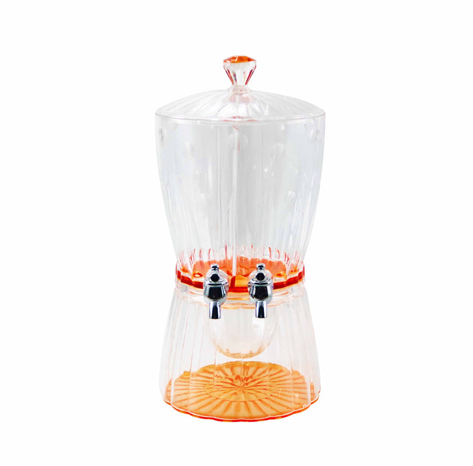 Clementine Acrylic Juice Dispenser