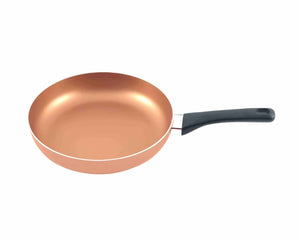 Copper Non-Stick Frying Pan 22cm