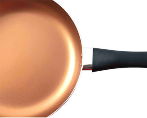 Copper Non-Stick Frying Pan 24cm by Idaman Suri