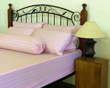 Fleur Cotton Fitted Bedsheet