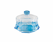 Acrylic Blue Candy Jar