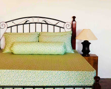 Plein Cotton Fitted Bedsheet