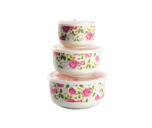 Bloom Ceramic Container Set