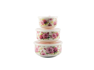 Fiore Ceramic Container Set