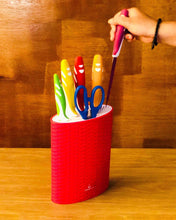 7 piece Mix-Colored Non-Stick Knife set by Idaman Suri