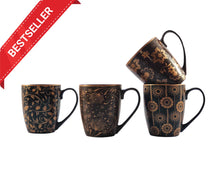 Brown Mug Set