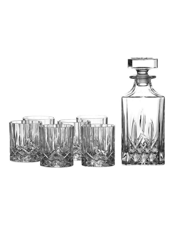 Seasons Decancter Set