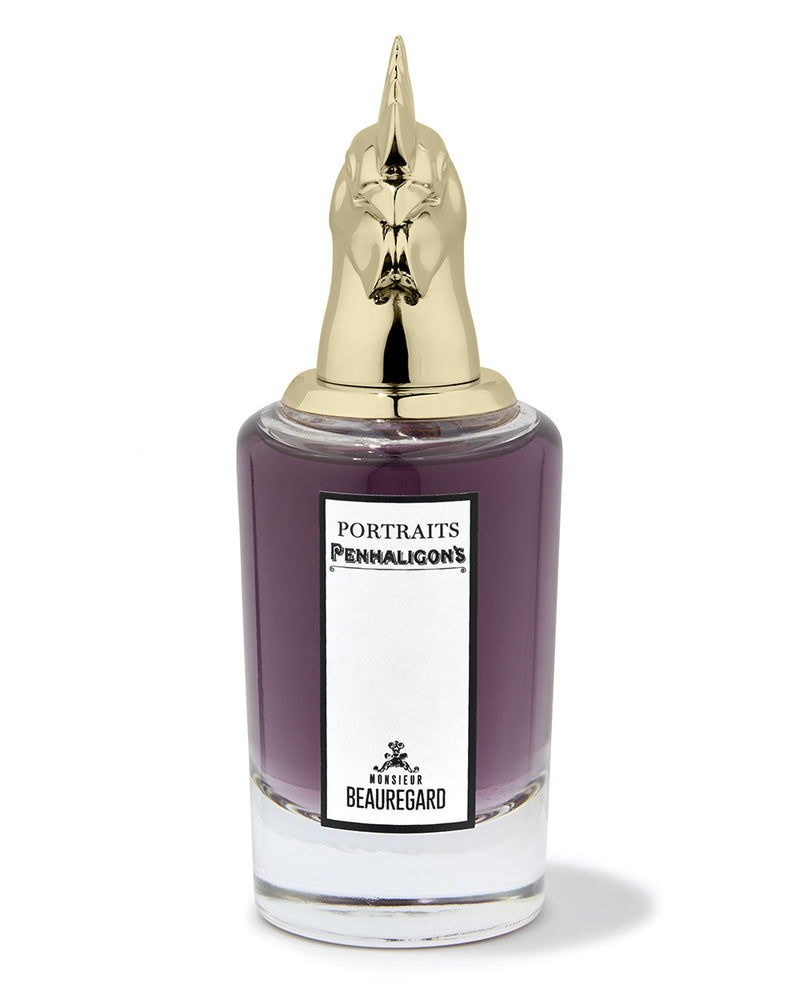 MONSIEUR BEAUREGARD EAU DE PARFUM 75ML, Mensbiz, Myer, Gifts for men, The barberhood, barber, barbershop, fragrance, frapin, taylor of old bond st, truefitt and hill, mall fragrance, male grooming, modern men, mens grooming products,  style, cologne, after shave, lather shave, deodorant, mens retail