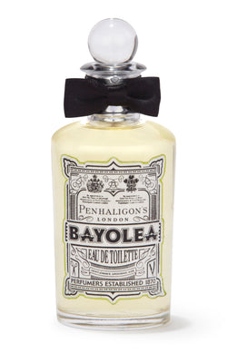 BAYOLEA EAU DE TOILETTE 100ML, Mensbiz, Myer, The barberhood, barber, barbershop, fragrance, frapin, taylor of old bond st, truefitt and hill, mall fragrance, male grooming, modern men, mens grooming products, style, cologne, after shave, lather shave, deodorant, mens retail,