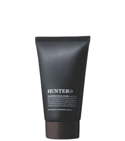Hunter Lab, Cleansing Facial Scrub, Bodycare, barbershop, barber, male grooming, Marvis, toothpaste, deodorant, personal hygiene, triumph and disaster, taylor of old bond street, mens hair, subscription, grooming, skincare, the modern man, deep facial, online shopping, grooming tools