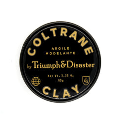 mens grooming products, mens hair products, male grooming tools, skincare, male skincare, Hair, Sydney, Australia, barber, male grooming, mens retail, male style, conditioner, online shopping, mens gifts, barberhood, barbershop, Triumph & Disaster coltrane clay, white clay, medium hold
