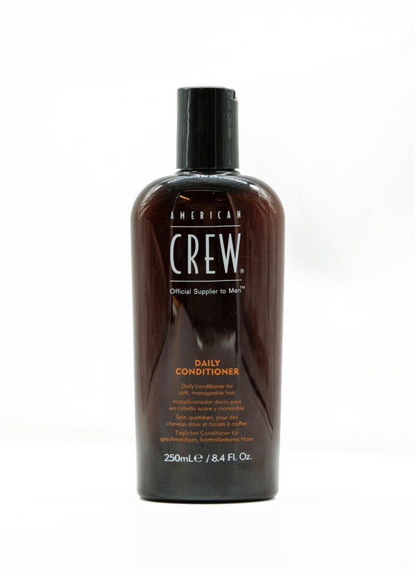 American crew, gentle, cleanser, adds shine ad strength, conditioner for men, mens grooming, mens online products, daily essentials for men, healthy hair, healthy scalp