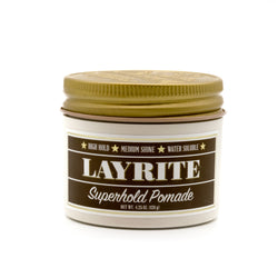 Layrite Superhold Hair Pomade 113g