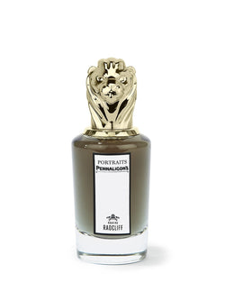 Roaring Radcliff Eau de Parfum 75ml, Mensbiz, Myer, Gifts for men, The barberhood, barber, barbershop, fragrance, frapin, taylor of old bond st, truefitt and hill, mall fragrance, male grooming, modern men, mens grooming products,  style, cologne, after shave, lather shave, deodorant, mens retail