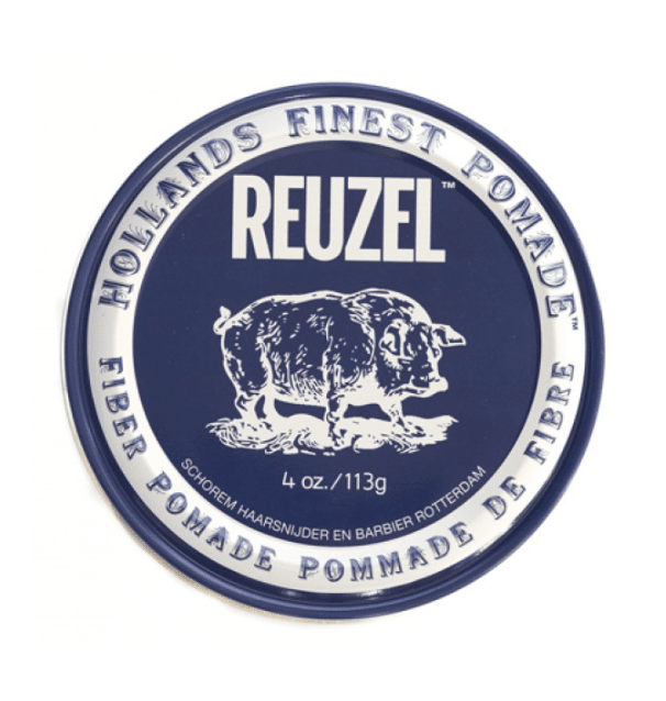 Reuzel Fiber Pomade 113g, mensbiz, Haircare, Barbershop, Barber, The barberhood, traditional shaving, Mens hair, beard trim, male grooming, service, personal barber, shampoo, conditioner, grooming products, razor, male style, retail, online shopping, hair products, shaving, mens styling, modern man