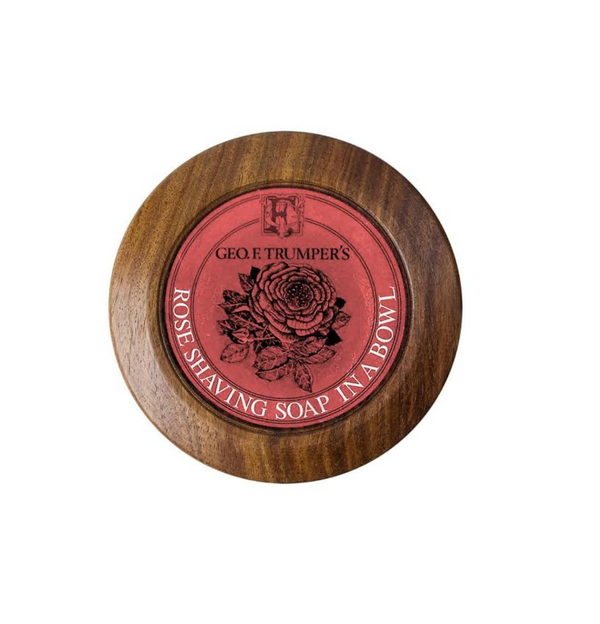 mens grooming products, mens hair products, male grooming tools, skincare, male skincare, Hair, Sydney, Australia, barber, male grooming, mens retail, male style, conditioner, online shopping, mens gifts, Geo F Trumper, Shaving Soap in Wooden Bowl, high quality