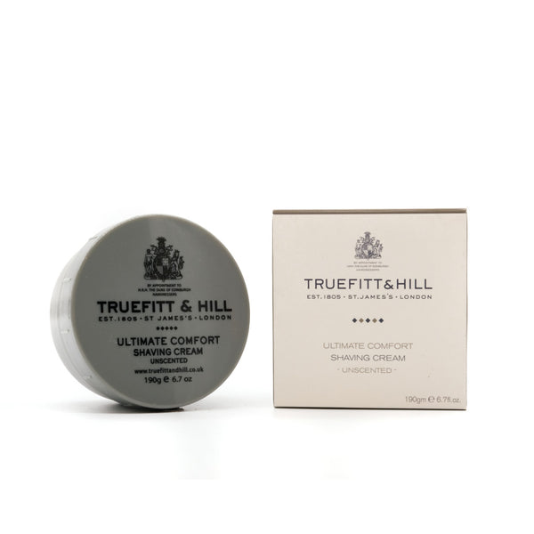 mens grooming products, mens hair products, male grooming tools, skincare, male skincare, Hair, Sydney, Australia, barber, male grooming, mens retail, male style, conditioner, online shopping, mens gifts, barberhood, barbershop, Truefitt & Hill Ultimate Comfort Shaving Cream