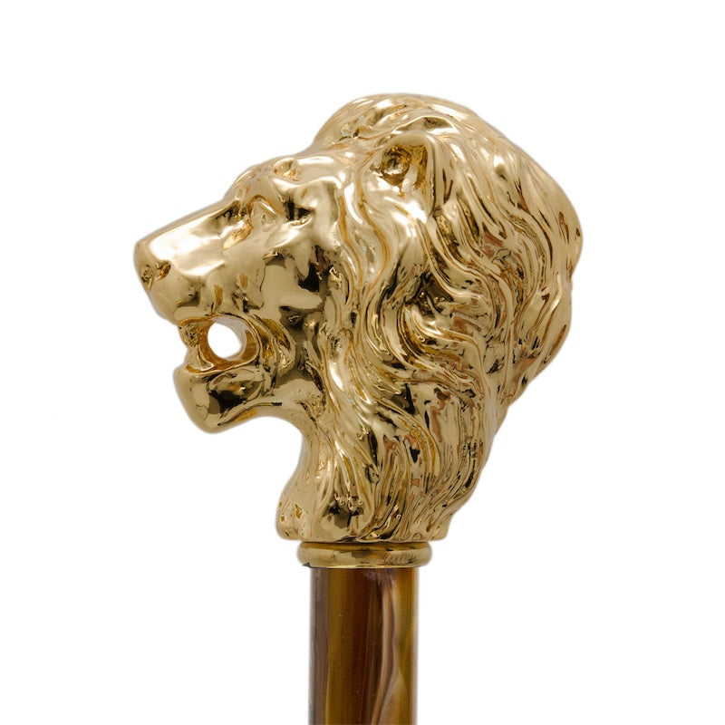 Gold Lion Shoehorn