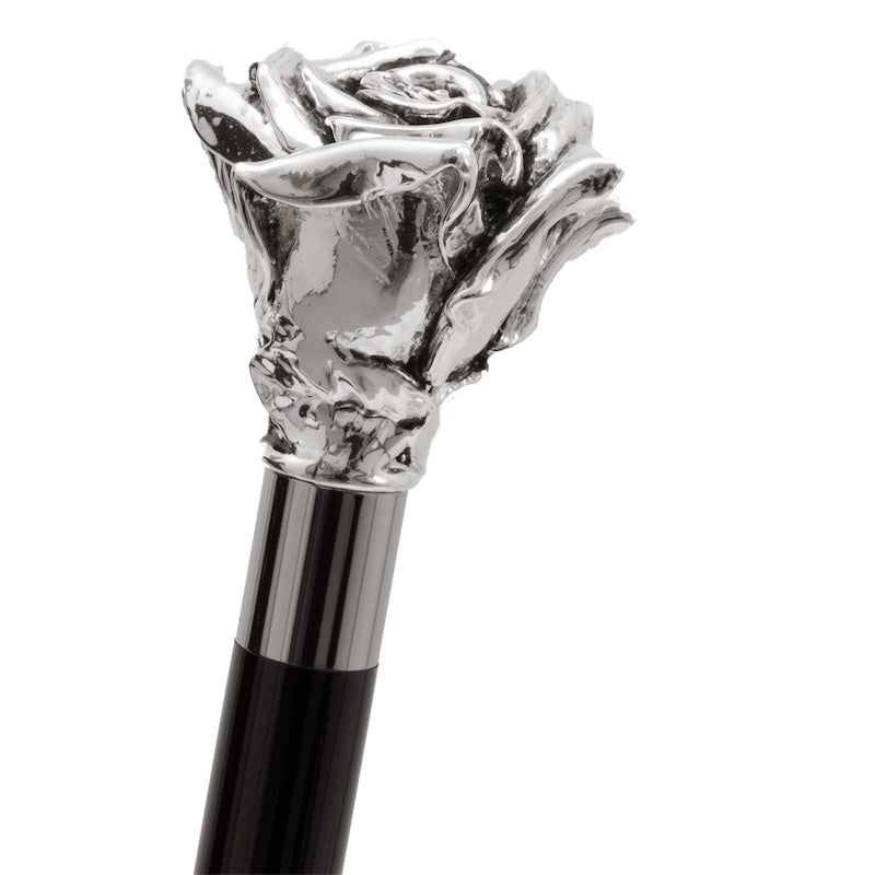 Silver Rose Shoehorn