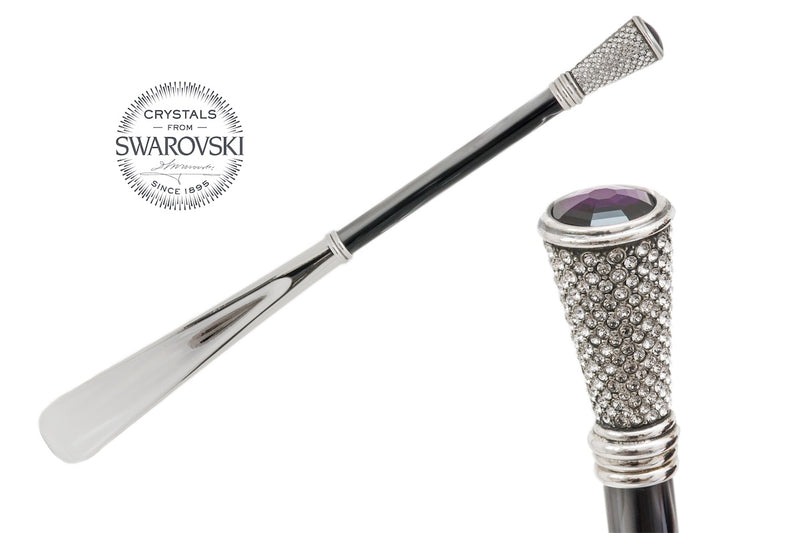 Swarovski® Crystals Shoehorn