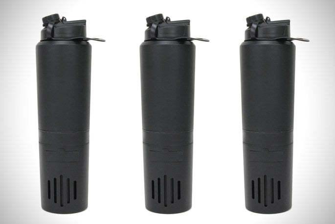 Cauldryn Aims To Be The Best Off The Grid Travel Mug On The Market