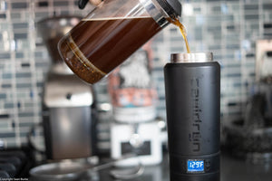 The heated travel mug that Elon Musk would use