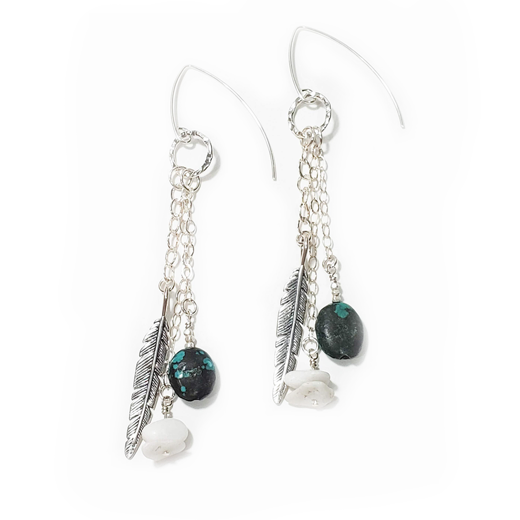 Wildheart Torquoise Earrings