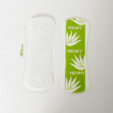Pee Safe Aloe Vera Panty Liners - Pack Of 25