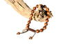 Bronzite Mala Bracelet for Men