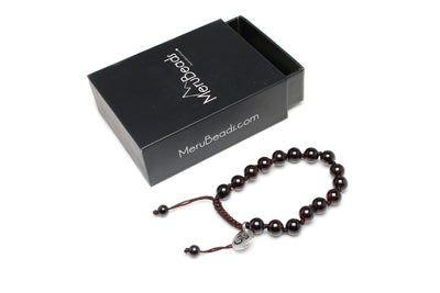 Garnet Bracelet for Women - MeruBeads