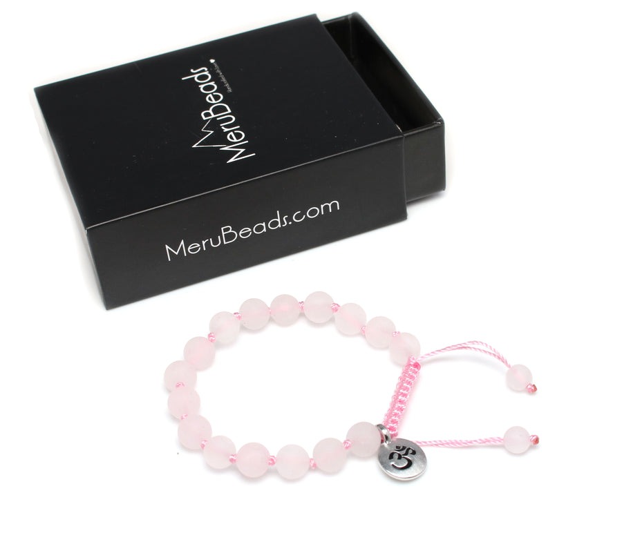 Rose Quartz Bracelet for Women